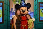 Walt Disney World Hollywood Studios Characters Mickey Mouse.