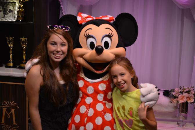 Minnie Mouse at Hollywood Studios, Fastpass+