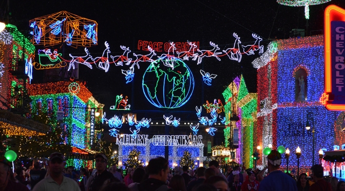 Osborne Family Spectacle of Dancing Lights with photos and videos
