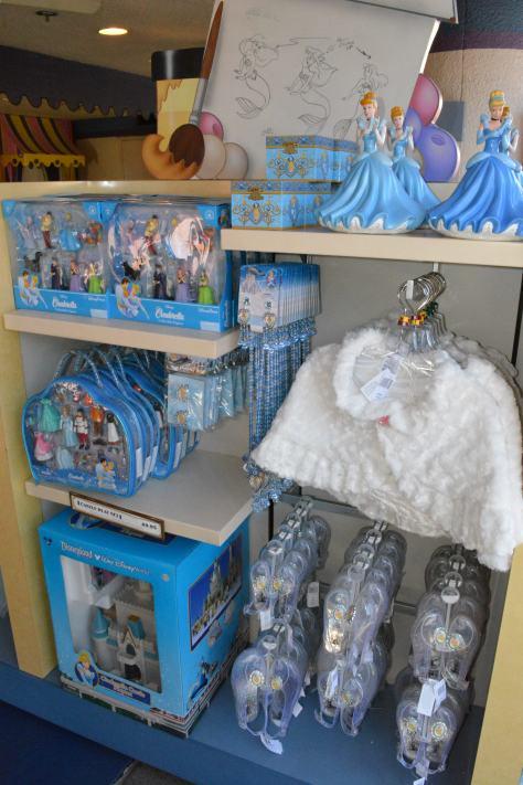 More Cinderella gear