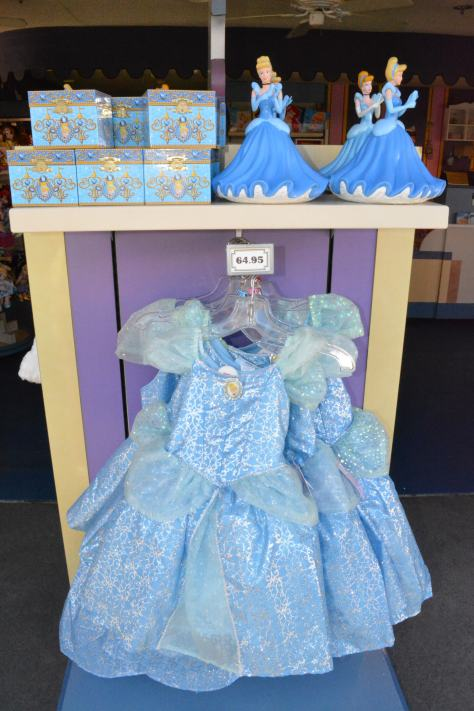 Cinderella gear