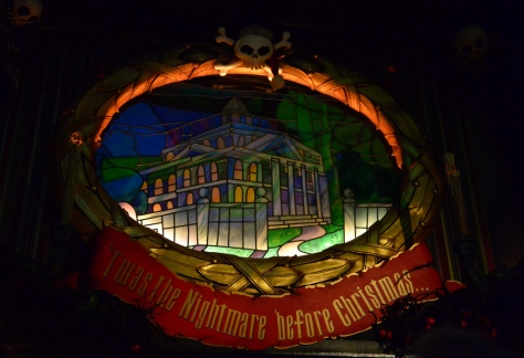 Disneyland Haunted Mansion Holiday Rich Muller (12)