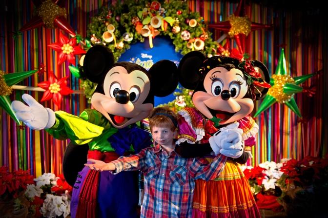 Worldwide Wednesday:  A Disneyland Viva Navidad courtesy of Rich Muller