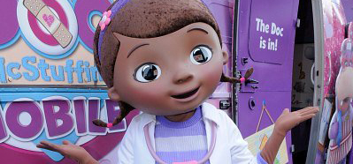 Doc McStuffins and Sofia the First coming to Hollywood and Vine at Disney's Hollywood Studios