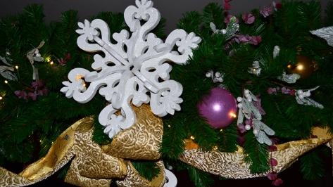 Walt Disney World Grand Floridian Christmas decor Christmas Characters Mickey and Minnie (55)
