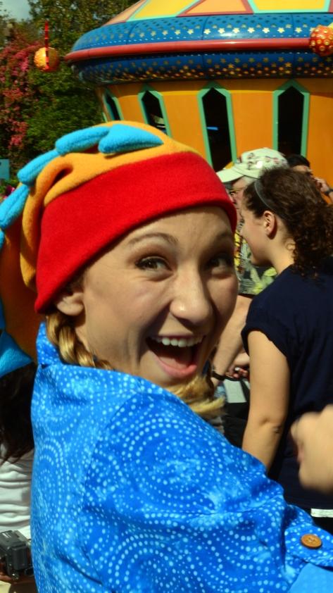 Walt Disney World, Disney's Animal Kingdom, Dinoland Dance Party