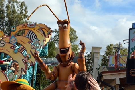 Walt Disney World, Disney's Animal Kingdom, Dinoland Dance Party, Slim