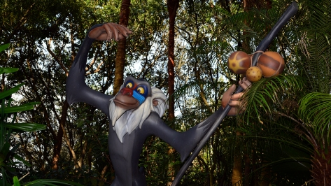 Walt Disney World Animal Kingdom Character Changes January 2014 (13)