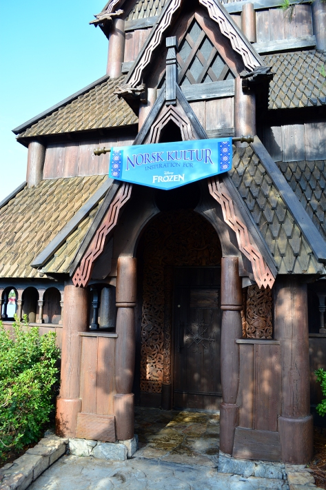 Walt Disney World, Epcot, Akershus Royal Banquet Hall, Princess Character Meal, Vikings