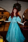 Walt Disney World, Epcot, Akershus Royal Banquet Hall, Princess Character Meal, Ariel