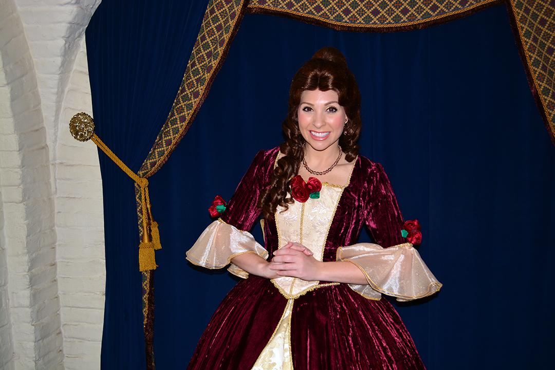 January 28  2014 1080   215  720 Princess Dining at Akershus Royal Banquet    Disney World Belle 2014