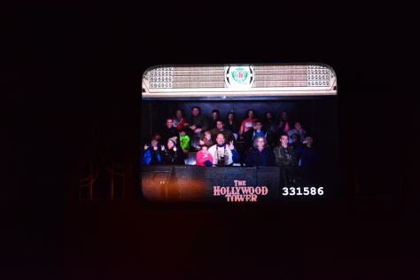 Walt Disney World, Hollywood Studios, Tower of Terror, Ride Photo
