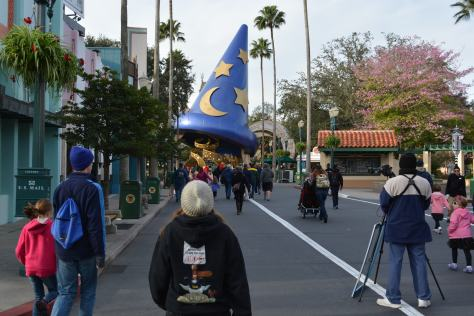 Walt Disney World, Hollywood Studios, Sorcerers Hat
