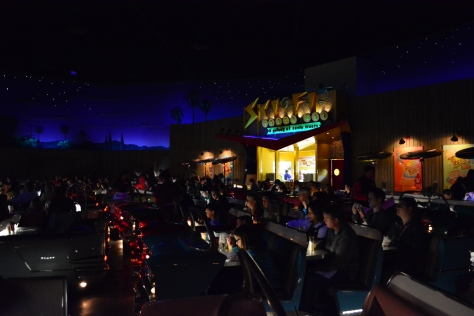 Walt Disney World, Hollywood Studios, Sci Fi Dine In Theater