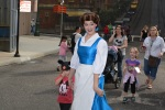 Walt Disney World, Hollywood Studios, Streets of America, Character Palooza, Belle