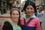 Walt Disney World, Hollywood Studios, Streets of America, Character Palooza, Mulan