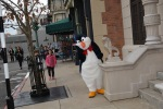 Walt Disney World, Hollywood Studios, Streets of America, Character Palooza, Penguin
