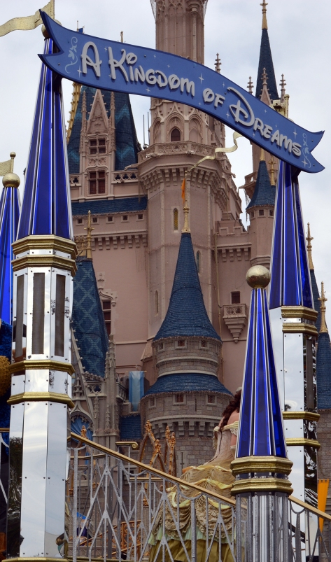 Walt Disney World, Magic Kingdom, Celebrate a Dream Come True Parade