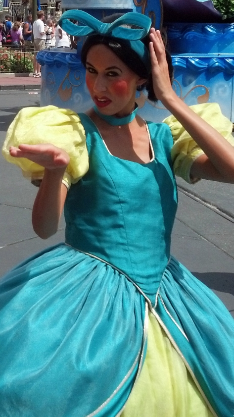 Walt Disney World, Magic Kingdom, Celebrate a Dream Come True Parade, Drizella