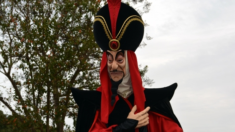 Walt Disney World, Magic Kingdom, Celebrate a Dream Come True Parade, Jafar