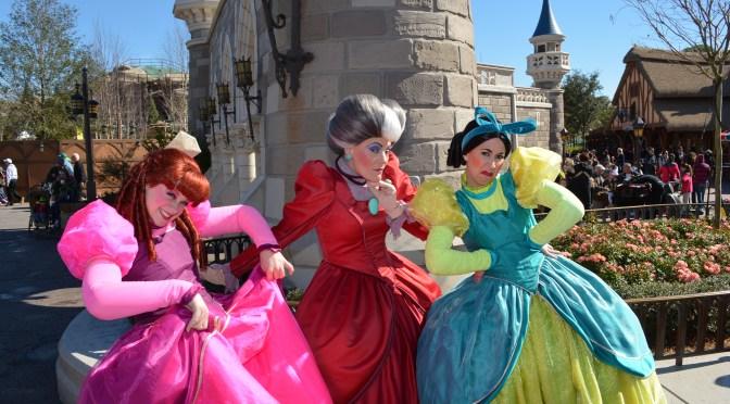 bad guys sinister soiree magic kingdom - Disney Halloween Orlando