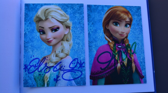 Anna and Elsa Disney World, Anna and Elsa Fastpass, Anna and Elsa Magic Kingdom, Anna and Elsa meet and greet