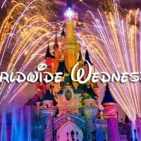 Worldwide Wednesday - Gus, Jaq, Suzy, Perla, Lady Tremaine, Anastasia, Drizella, Cinderella and Prince Charming