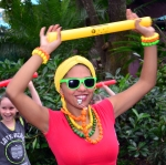 Walt Disney World, Animal Kingdom, Viva Gaia Street Band