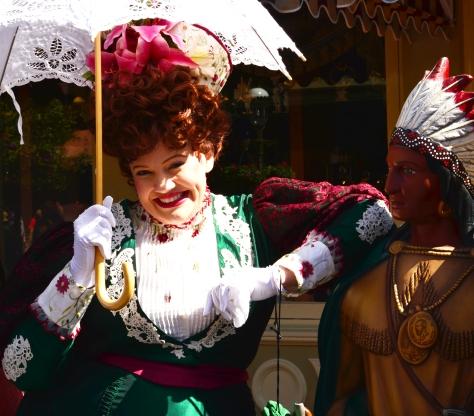 Walt Disney World, Magic Kingdom, Main Street Citizens, Francis Fermata