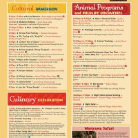 Animal Kingdom Lodge Resort Recreation Activities Guide
