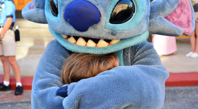 Character Palooza Schedule, Character Palooza at Hollywood Studios, Character Palooza at Disney World, Stitch