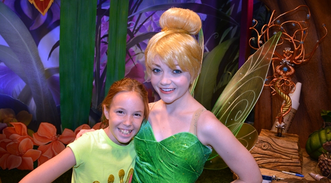 Date set for Tinker Bell's relocation to Town Square Theater in the Magic Kingdom