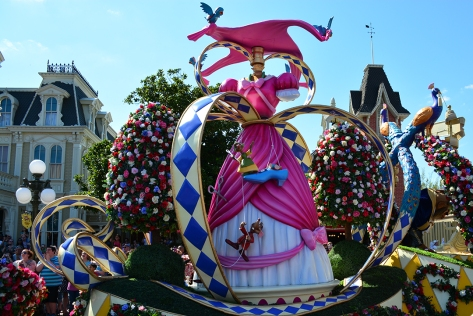 Walt Disney World, Magic Kingdom, Festival of Fantasy Parade