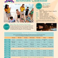 All Star Movies Resort Recreation Activities Guide