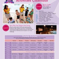 All Star Music Resort Recreation Activities Guide