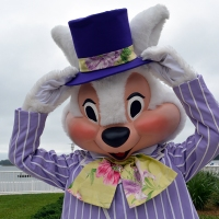 Easter Contemporary Resort character meet and greets 2014