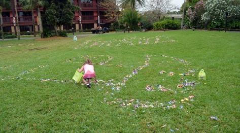 Easter Polynesian Resort