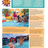 Pop Century Resort Recreation Activities Guide