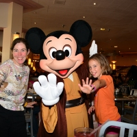 Jedi Mickey's Star Wars Dinner at Hollywood and Vine in Disney's Hollywood Studios review
