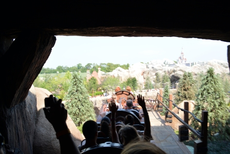 Seven Dwarfs Mine Train at Walt Disney World's Magic Kingdom in New Fantasyland (37)