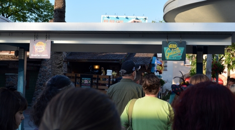 Star Wars Galactic Dine-in Character Breakfast at Hollywood Studios