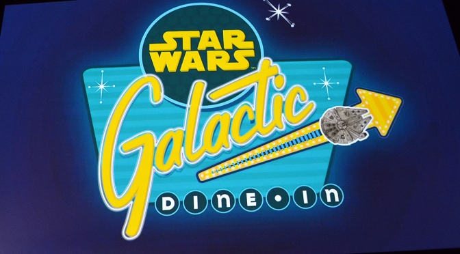 My Star Wars Dine-In Galactic Breakfast review