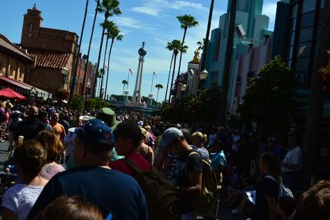 Star Wars Weekends Celebrity Motorcade Feel the Force Premium Package (13)