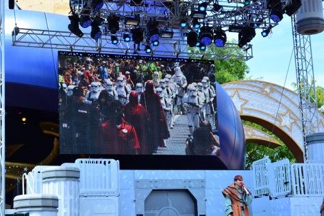 Star Wars Weekends Celebrity Motorcade Feel the Force Premium Package (38)