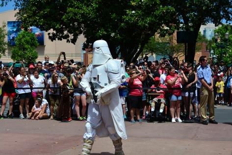 Star Wars Weekends Celebrity Motorcade Feel the Force Premium Package (40)
