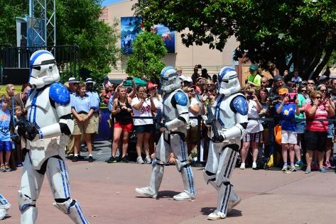 Star Wars Weekends Celebrity Motorcade Feel the Force Premium Package (48)