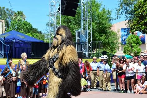 Star Wars Weekends Celebrity Motorcade Feel the Force Premium Package (54)