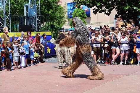 Star Wars Weekends Celebrity Motorcade Feel the Force Premium Package (55)