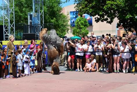 Star Wars Weekends Celebrity Motorcade Feel the Force Premium Package (58)