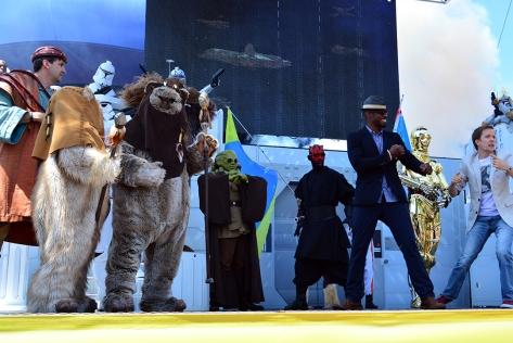 Star Wars Weekends Celebrity Motorcade Feel the Force Premium Package (6)
